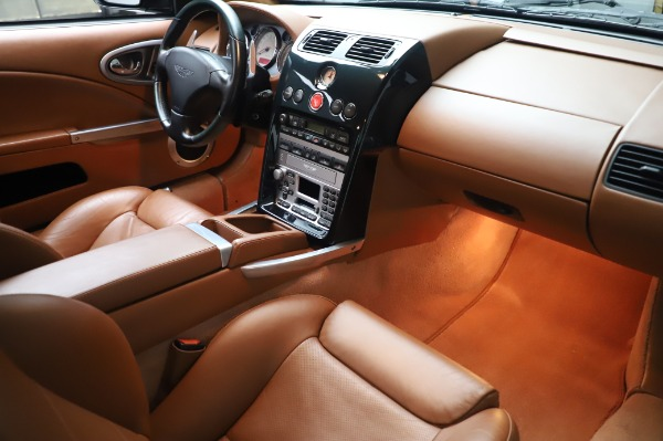 Used 2003 Aston Martin V12 Vanquish Coupe for sale $79,900 at Aston Martin of Greenwich in Greenwich CT 06830 20