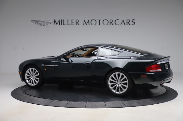 Used 2003 Aston Martin V12 Vanquish Coupe for sale $79,900 at Aston Martin of Greenwich in Greenwich CT 06830 3