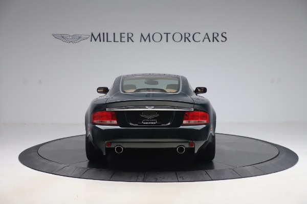 Used 2003 Aston Martin V12 Vanquish Coupe for sale $79,900 at Aston Martin of Greenwich in Greenwich CT 06830 5
