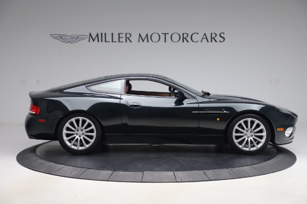 Used 2003 Aston Martin V12 Vanquish Coupe for sale $79,900 at Aston Martin of Greenwich in Greenwich CT 06830 9