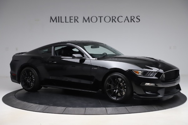 Used 2016 Ford Mustang Shelby GT350 for sale $47,900 at Aston Martin of Greenwich in Greenwich CT 06830 10