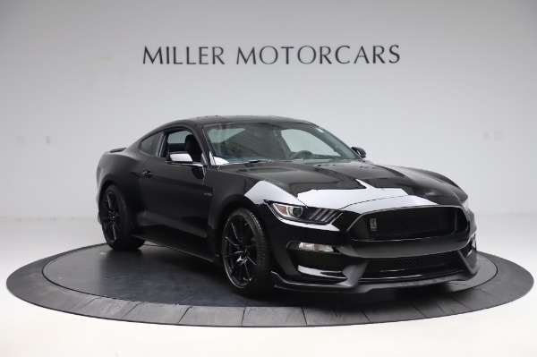 Used 2016 Ford Mustang Shelby GT350 for sale $47,900 at Aston Martin of Greenwich in Greenwich CT 06830 11