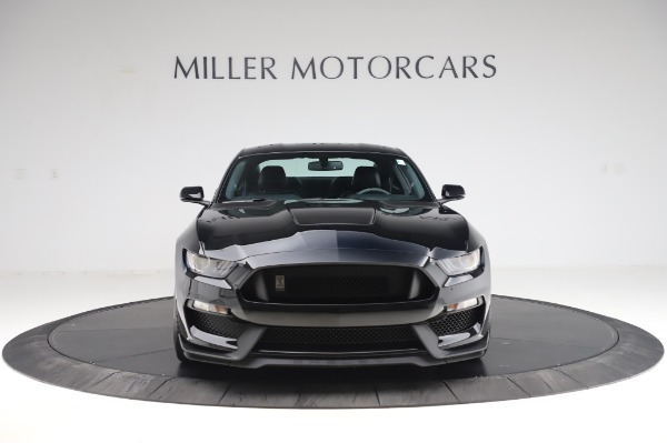 Used 2016 Ford Mustang Shelby GT350 for sale $47,900 at Aston Martin of Greenwich in Greenwich CT 06830 12