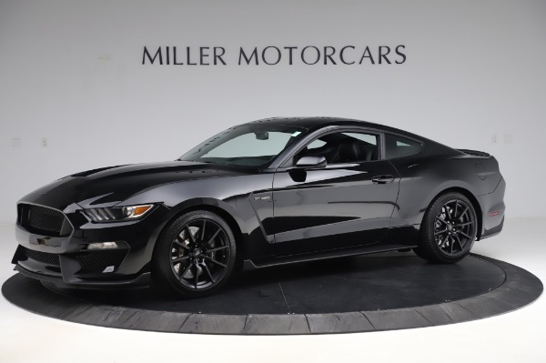 Used 2016 Ford Mustang Shelby GT350 for sale $47,900 at Aston Martin of Greenwich in Greenwich CT 06830 2