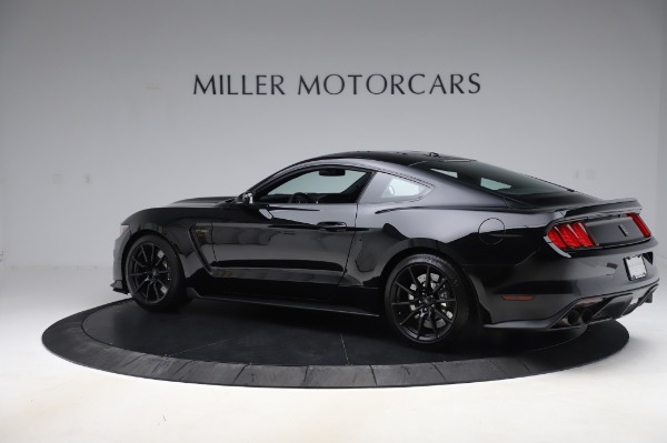 Used 2016 Ford Mustang Shelby GT350 for sale $47,900 at Aston Martin of Greenwich in Greenwich CT 06830 4