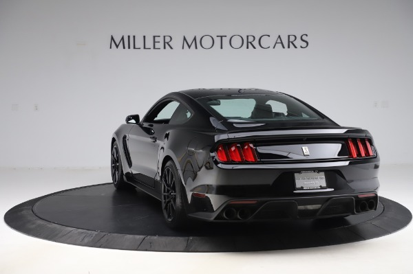 Used 2016 Ford Mustang Shelby GT350 for sale $47,900 at Aston Martin of Greenwich in Greenwich CT 06830 5
