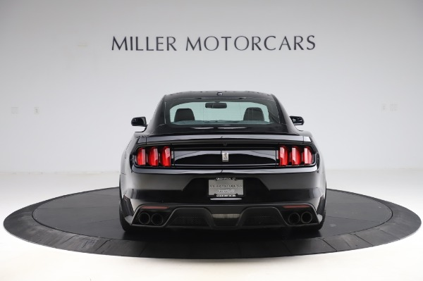 Used 2016 Ford Mustang Shelby GT350 for sale $47,900 at Aston Martin of Greenwich in Greenwich CT 06830 6