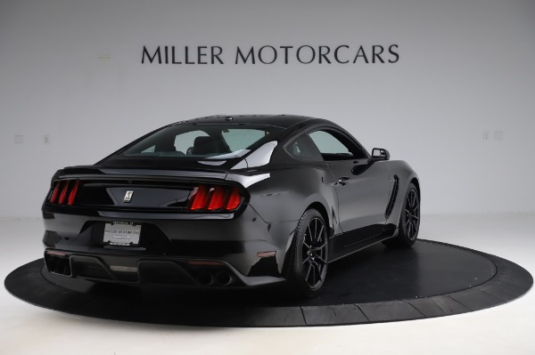 Used 2016 Ford Mustang Shelby GT350 for sale $47,900 at Aston Martin of Greenwich in Greenwich CT 06830 7