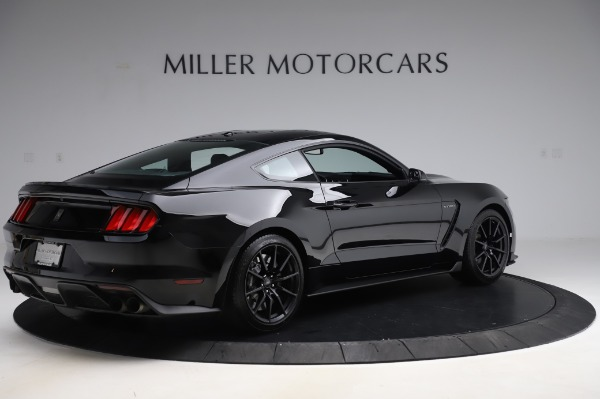 Used 2016 Ford Mustang Shelby GT350 for sale $47,900 at Aston Martin of Greenwich in Greenwich CT 06830 8