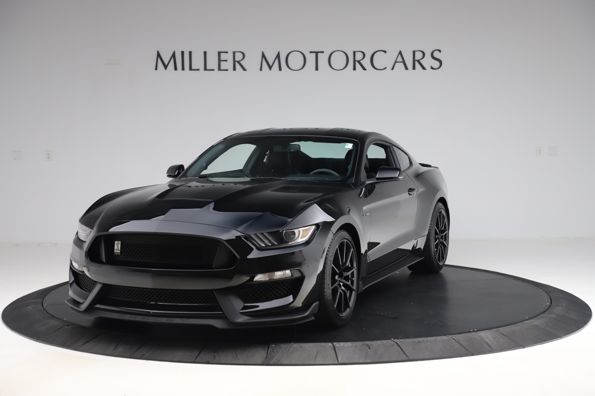Used 2016 Ford Mustang Shelby GT350 for sale $47,900 at Aston Martin of Greenwich in Greenwich CT 06830 1
