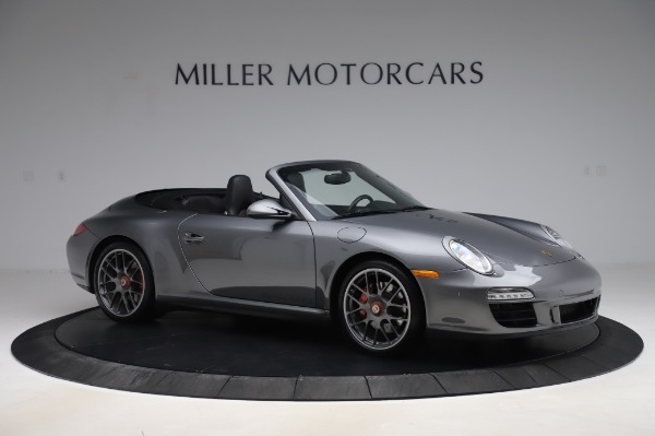 Used 2012 Porsche 911 Carrera 4 GTS for sale $79,900 at Aston Martin of Greenwich in Greenwich CT 06830 10
