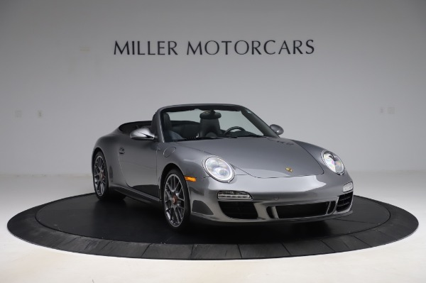 Used 2012 Porsche 911 Carrera 4 GTS for sale $79,900 at Aston Martin of Greenwich in Greenwich CT 06830 11