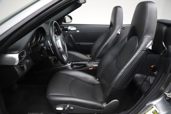 Used 2012 Porsche 911 Carrera 4 GTS for sale $79,900 at Aston Martin of Greenwich in Greenwich CT 06830 13