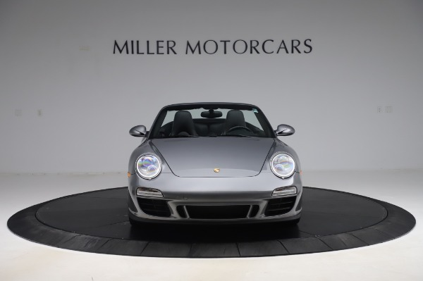 Used 2012 Porsche 911 Carrera 4 GTS for sale $79,900 at Aston Martin of Greenwich in Greenwich CT 06830 26