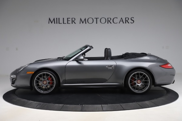 Used 2012 Porsche 911 Carrera 4 GTS for sale $79,900 at Aston Martin of Greenwich in Greenwich CT 06830 3