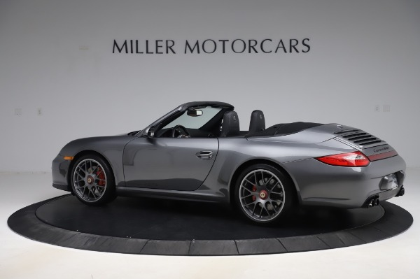 Used 2012 Porsche 911 Carrera 4 GTS for sale $79,900 at Aston Martin of Greenwich in Greenwich CT 06830 4