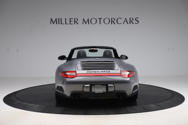 Used 2012 Porsche 911 Carrera 4 GTS for sale $79,900 at Aston Martin of Greenwich in Greenwich CT 06830 6