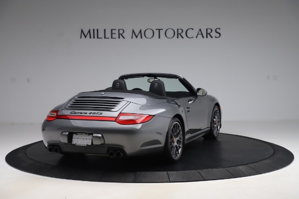Used 2012 Porsche 911 Carrera 4 GTS for sale $79,900 at Aston Martin of Greenwich in Greenwich CT 06830 7