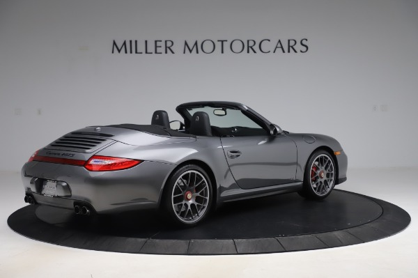 Used 2012 Porsche 911 Carrera 4 GTS for sale $79,900 at Aston Martin of Greenwich in Greenwich CT 06830 8