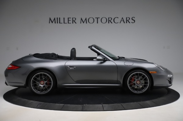 Used 2012 Porsche 911 Carrera 4 GTS for sale $79,900 at Aston Martin of Greenwich in Greenwich CT 06830 9