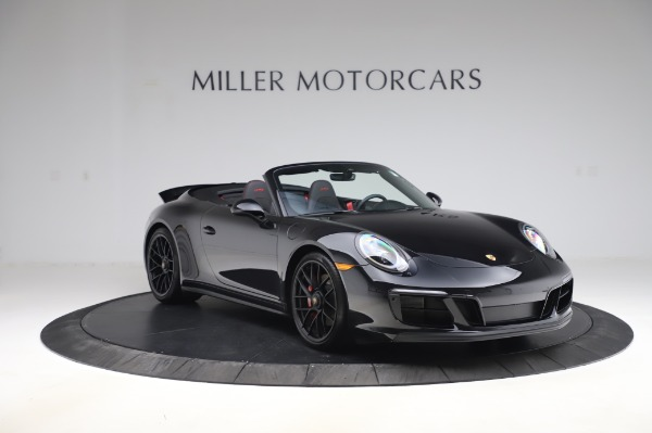 Used 2018 Porsche 911 Carrera 4 GTS for sale $137,900 at Aston Martin of Greenwich in Greenwich CT 06830 10