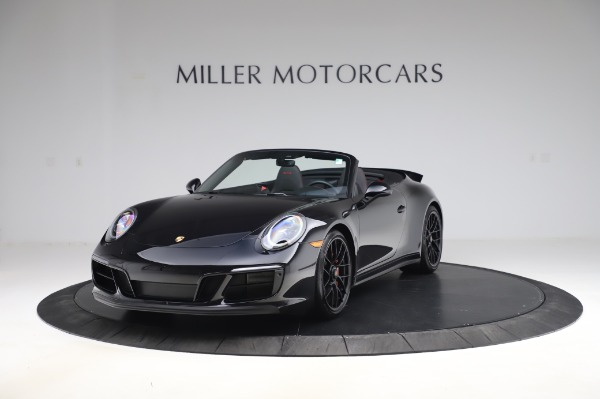 Used 2018 Porsche 911 Carrera 4 GTS for sale $137,900 at Aston Martin of Greenwich in Greenwich CT 06830 12