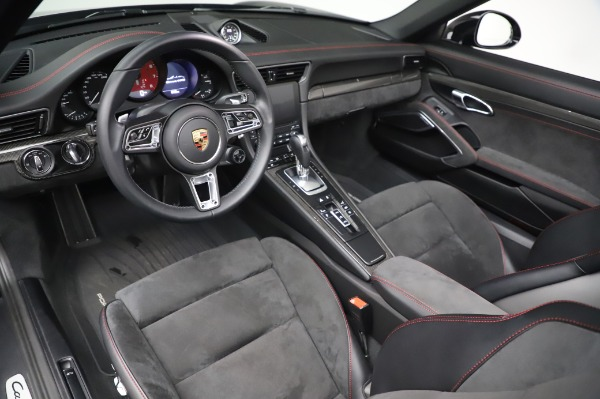 Used 2018 Porsche 911 Carrera 4 GTS for sale $137,900 at Aston Martin of Greenwich in Greenwich CT 06830 13