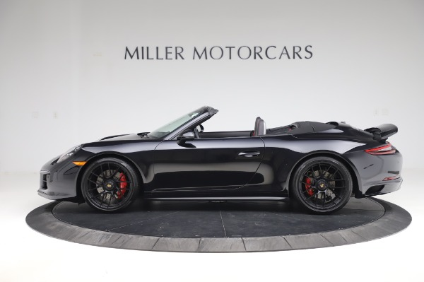 Used 2018 Porsche 911 Carrera 4 GTS for sale $137,900 at Aston Martin of Greenwich in Greenwich CT 06830 2