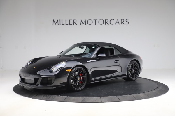 Used 2018 Porsche 911 Carrera 4 GTS for sale $137,900 at Aston Martin of Greenwich in Greenwich CT 06830 22