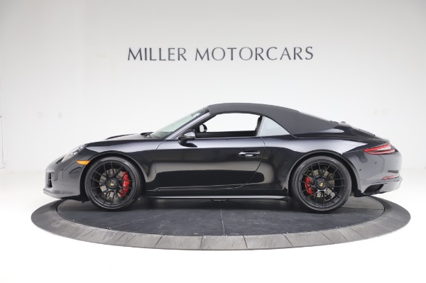 Used 2018 Porsche 911 Carrera 4 GTS for sale $137,900 at Aston Martin of Greenwich in Greenwich CT 06830 23