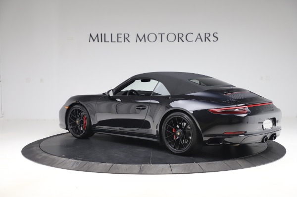 Used 2018 Porsche 911 Carrera 4 GTS for sale $137,900 at Aston Martin of Greenwich in Greenwich CT 06830 24