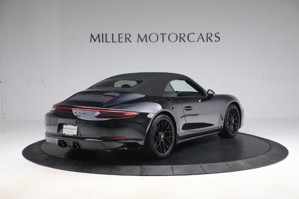 Used 2018 Porsche 911 Carrera 4 GTS for sale $137,900 at Aston Martin of Greenwich in Greenwich CT 06830 25