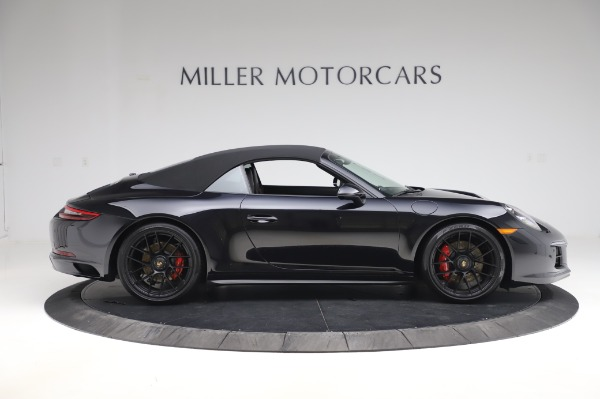 Used 2018 Porsche 911 Carrera 4 GTS for sale $137,900 at Aston Martin of Greenwich in Greenwich CT 06830 26