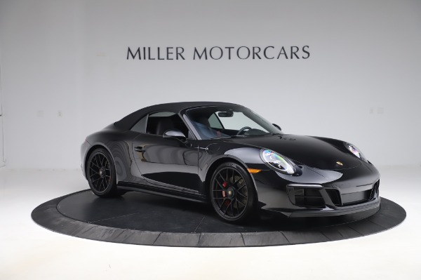 Used 2018 Porsche 911 Carrera 4 GTS for sale $137,900 at Aston Martin of Greenwich in Greenwich CT 06830 27