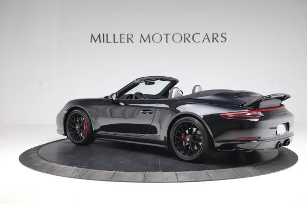 Used 2018 Porsche 911 Carrera 4 GTS for sale $137,900 at Aston Martin of Greenwich in Greenwich CT 06830 3
