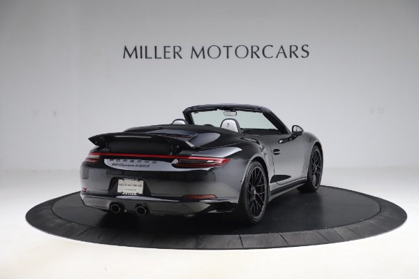Used 2018 Porsche 911 Carrera 4 GTS for sale $137,900 at Aston Martin of Greenwich in Greenwich CT 06830 6