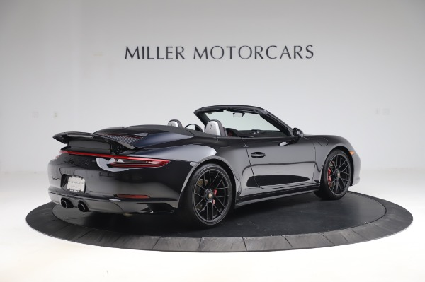 Used 2018 Porsche 911 Carrera 4 GTS for sale $137,900 at Aston Martin of Greenwich in Greenwich CT 06830 7