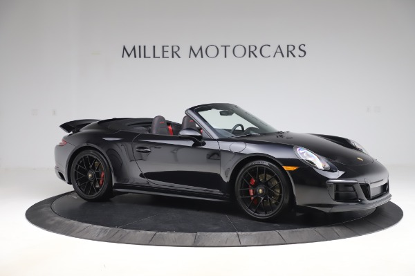 Used 2018 Porsche 911 Carrera 4 GTS for sale $137,900 at Aston Martin of Greenwich in Greenwich CT 06830 9