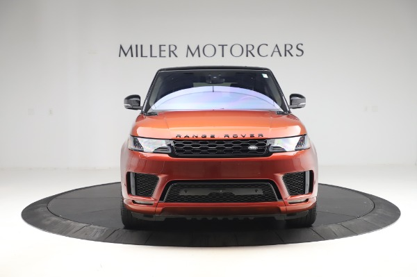 Used 2019 Land Rover Range Rover Sport Autobiography for sale Sold at Aston Martin of Greenwich in Greenwich CT 06830 12