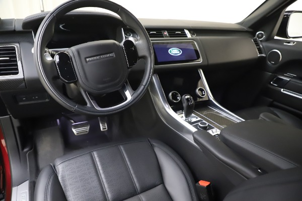 Used 2019 Land Rover Range Rover Sport Autobiography for sale Sold at Aston Martin of Greenwich in Greenwich CT 06830 17