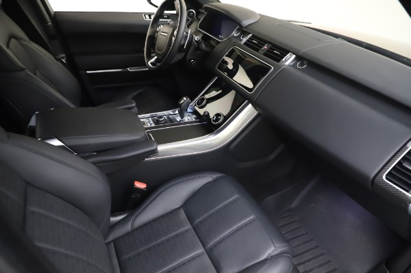 Used 2019 Land Rover Range Rover Sport Autobiography for sale Sold at Aston Martin of Greenwich in Greenwich CT 06830 19