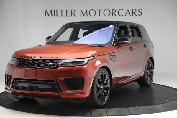 Used 2019 Land Rover Range Rover Sport Autobiography for sale Sold at Aston Martin of Greenwich in Greenwich CT 06830 1