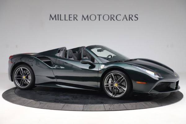 Used 2019 Ferrari 488 Spider Base for sale $329,900 at Aston Martin of Greenwich in Greenwich CT 06830 10