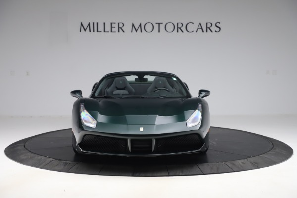 Used 2019 Ferrari 488 Spider Base for sale $329,900 at Aston Martin of Greenwich in Greenwich CT 06830 12