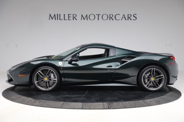 Used 2019 Ferrari 488 Spider Base for sale $329,900 at Aston Martin of Greenwich in Greenwich CT 06830 14