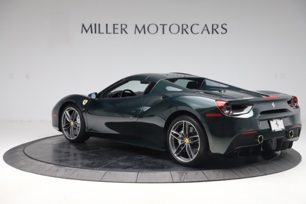 Used 2019 Ferrari 488 Spider Base for sale $329,900 at Aston Martin of Greenwich in Greenwich CT 06830 15