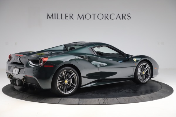 Used 2019 Ferrari 488 Spider Base for sale $329,900 at Aston Martin of Greenwich in Greenwich CT 06830 16