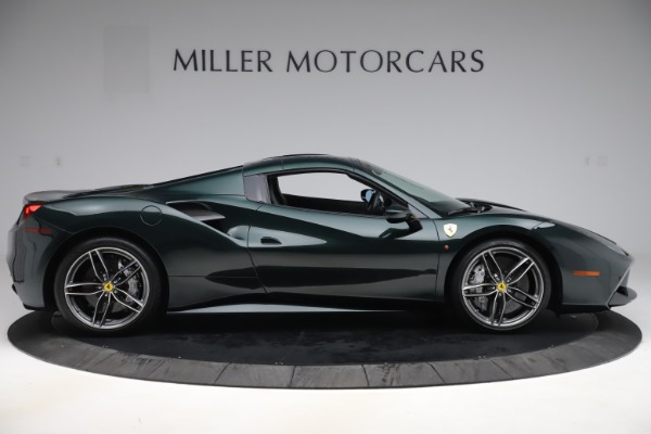 Used 2019 Ferrari 488 Spider Base for sale $329,900 at Aston Martin of Greenwich in Greenwich CT 06830 17