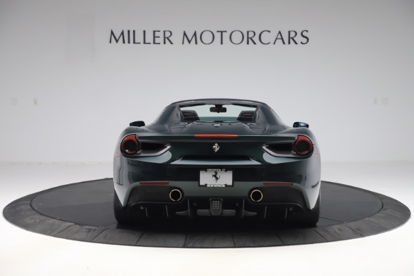 Used 2019 Ferrari 488 Spider Base for sale $329,900 at Aston Martin of Greenwich in Greenwich CT 06830 6
