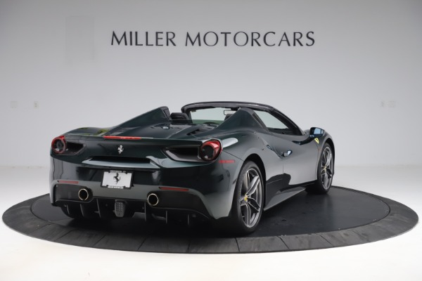 Used 2019 Ferrari 488 Spider Base for sale $329,900 at Aston Martin of Greenwich in Greenwich CT 06830 7